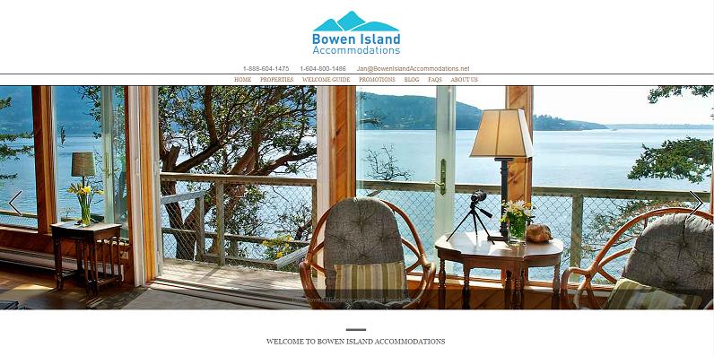 Bowen island 1