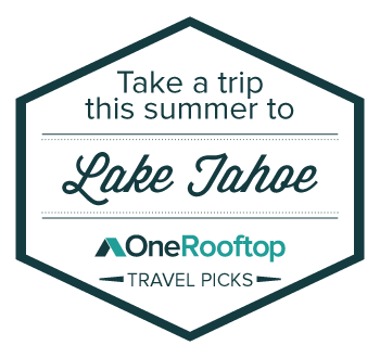 Summer Vacation to Lake Tahoe